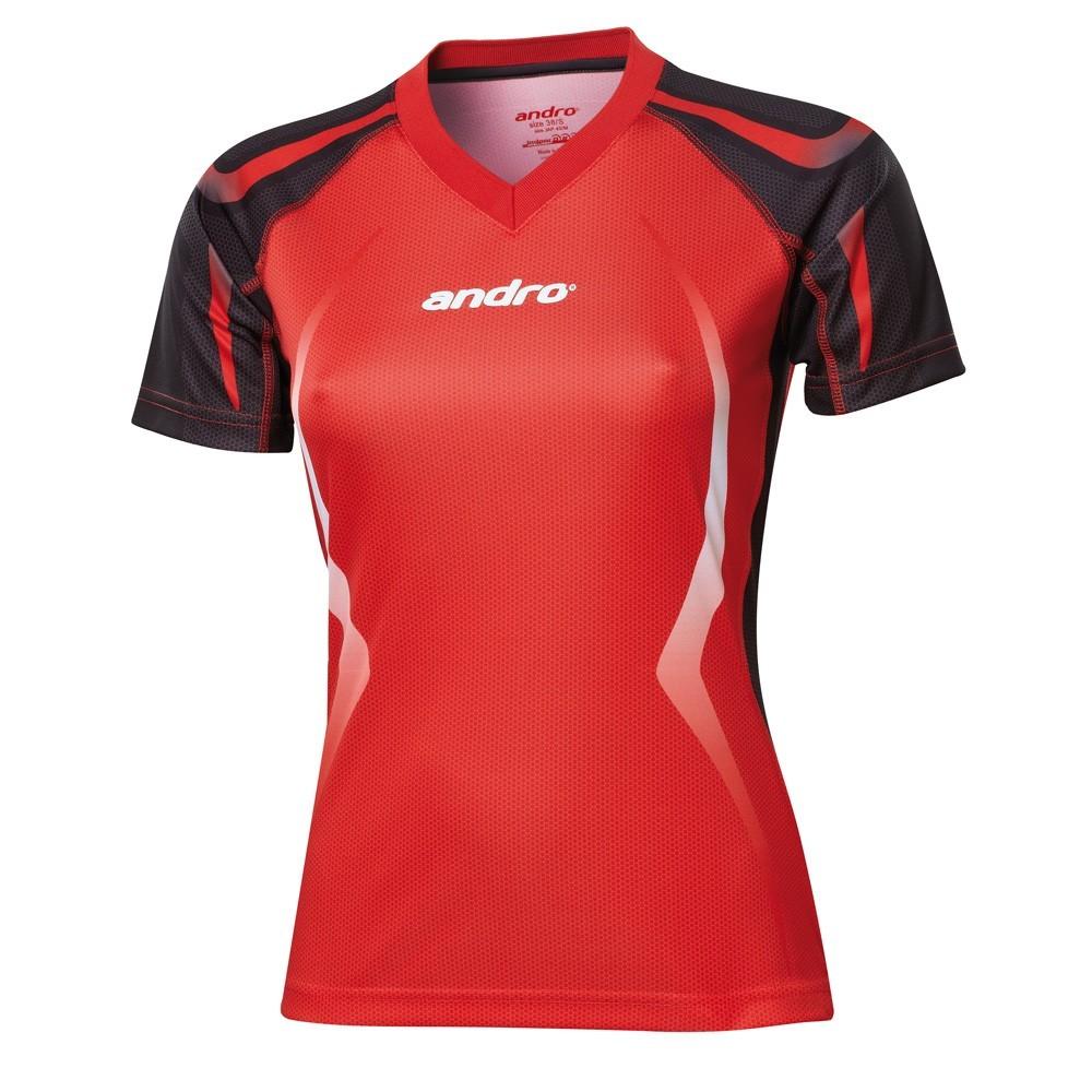 Футболка поло жіноча Andro Netis d06e1336ba072